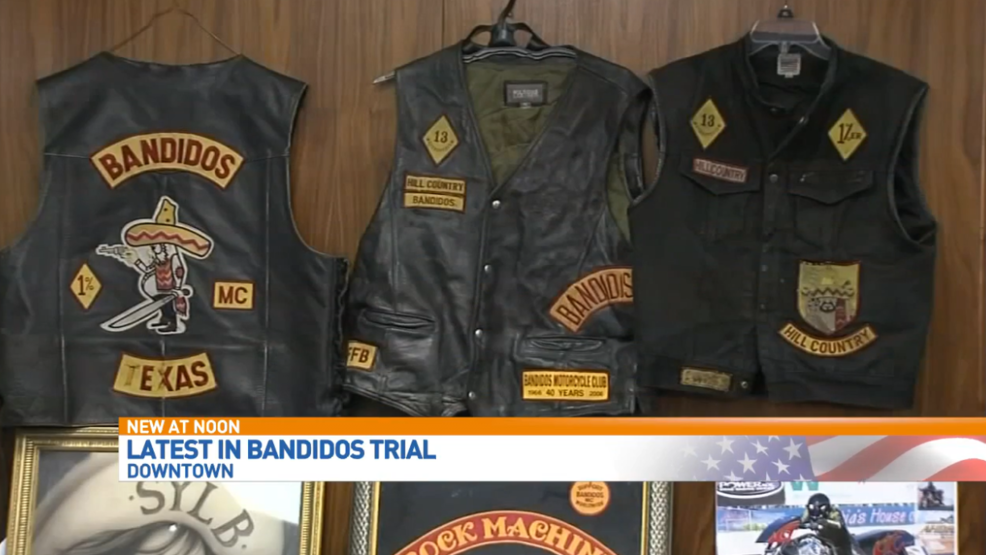 Former Bandidos Leaders Found Guilty On All Charges In