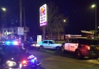 Police detain DUII suspect at SE Portland Taco Bell - Portland Police photo 2.jpg