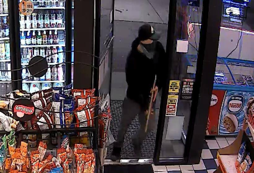 YPD searching for two armed suspects in Conoco convenience store robbery