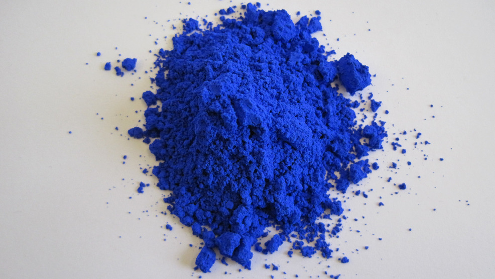 crayola names crayon color inspired by blue pigment discovered at