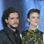 Kit Harington and Rose Leslie to be wed by Benedictine monk in castle wedding