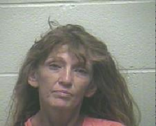 <p>Patricia Waldrop, Wanted in Giles County for violation of probation, Pulaski, TN.{&amp;nbsp;}Image: Marion Co. Sheriff's Dept.</p>