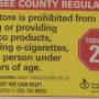 Tobacco 21 now law in Genesee County, but lawsuit halts enforcement