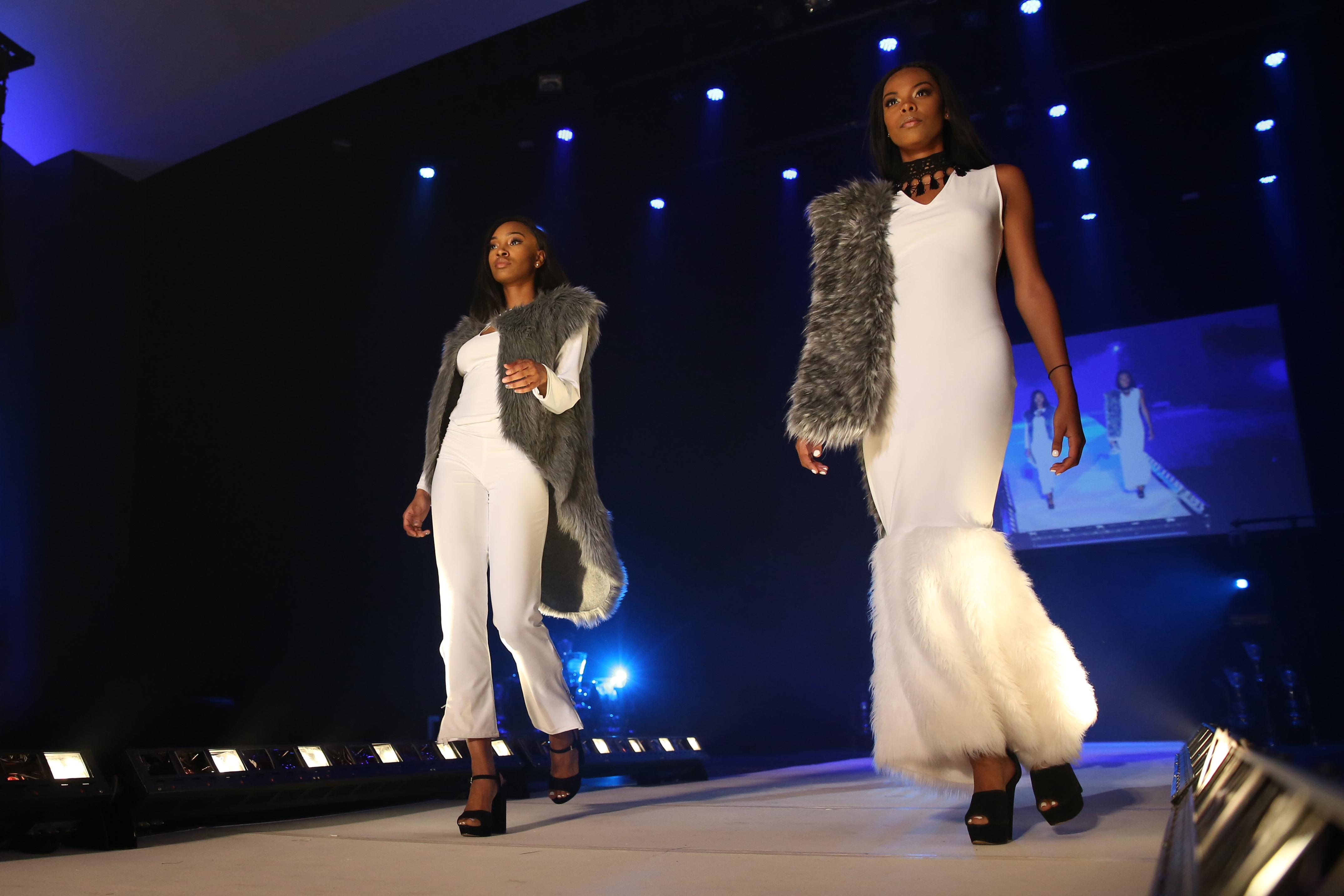 D.C. has a bad reputation for boring fashion, but the students of Howard University are fighting back. Their spring fashion show on March 30 brought together student designers and models to present looks ranging from the street-ready to the ornate - without a dull outfit in sight. (Amanda Andrade-Rhoades/DC Refined)