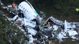 Pilot told Colombia controllers 'no fuel' before deadly crash
