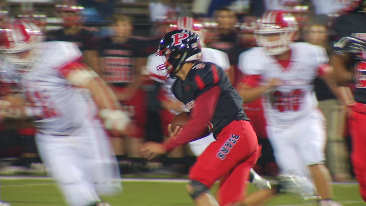 FILE - Beyond the Scoreboard: Franklin ready for either Pisgah quarterback in playoff battle (Photo credit: WLOS Staff)