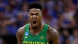 After the Whistle: The Oregon Ducks & the NBA draft