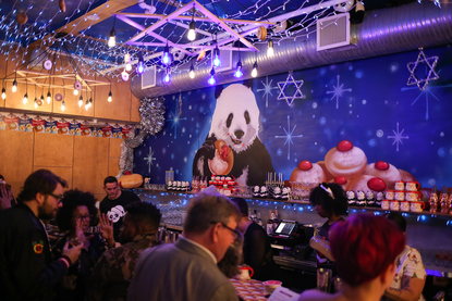Dc Christmas Bar.The New Christmas Pop Up Bar Is A Panda Extravaganza Dc