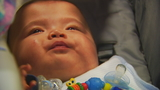 Baby goes home after more than 9 months in NICU