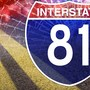 21-year-old dead after losing control, running vehicle off side of I-81