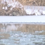 Fire department leaders warn of possible flooding after snow and ice melt