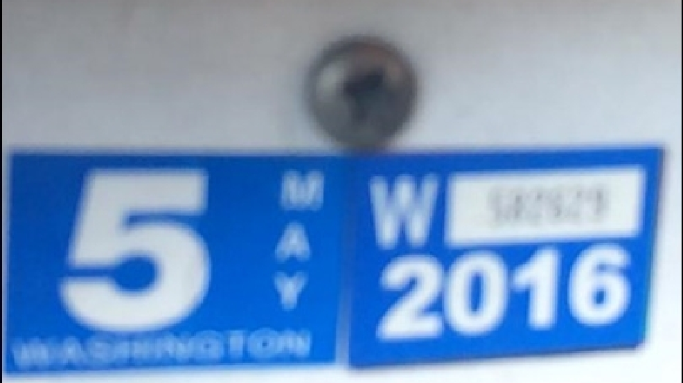 Don't be fooled when renewing vehicle tabs online   KOMO