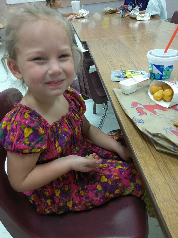 Brooke Ward, 6, was at the First Baptist Church in Sutherland Springs, Texas, on Sunday, Nov. 5, 2017 during the fatal shooting. She is currently missing. (Photo: SBG San Antonio)<p></p>