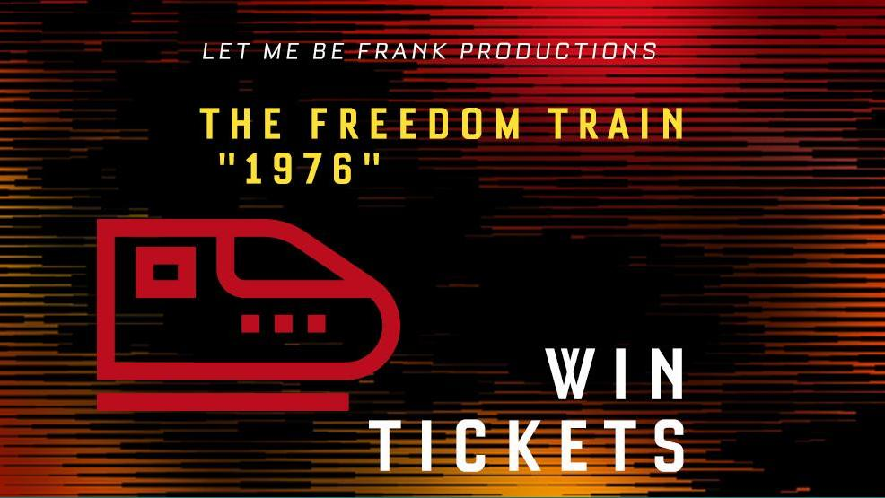 LMBF The Freedom Train 1976 Contest