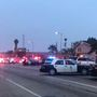 Gunman opens fire on firefighters near L.A.