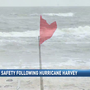 Gulf Shores sees strong rip currents, increased lightning due to Harvey