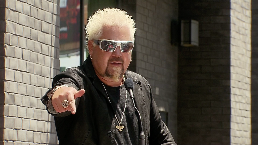 Thousands sign petition to rename Columbus, Ohio to 'Flavortown' in honor of Guy Fieri
