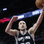 New Spur Brandon Paul thrilled Manu Ginobili will be back