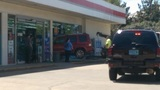 PHOTOS: SUV crashes into Chelsea gas station