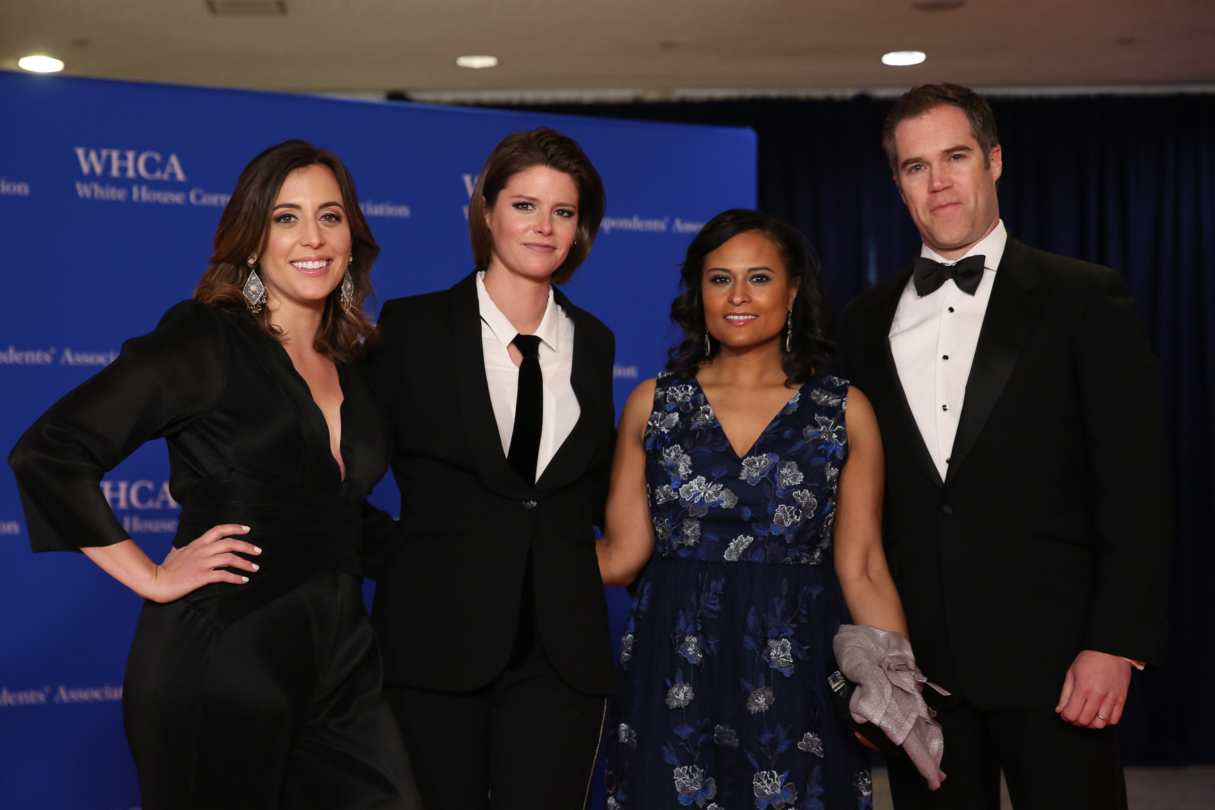 More women in tuxes on the red carpet for 2018. Can we make that a campaign platform?{ }(Amanda Andrade-Rhoades/DC Refined)