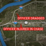 Council Bluffs officers hurt in two overnight calls