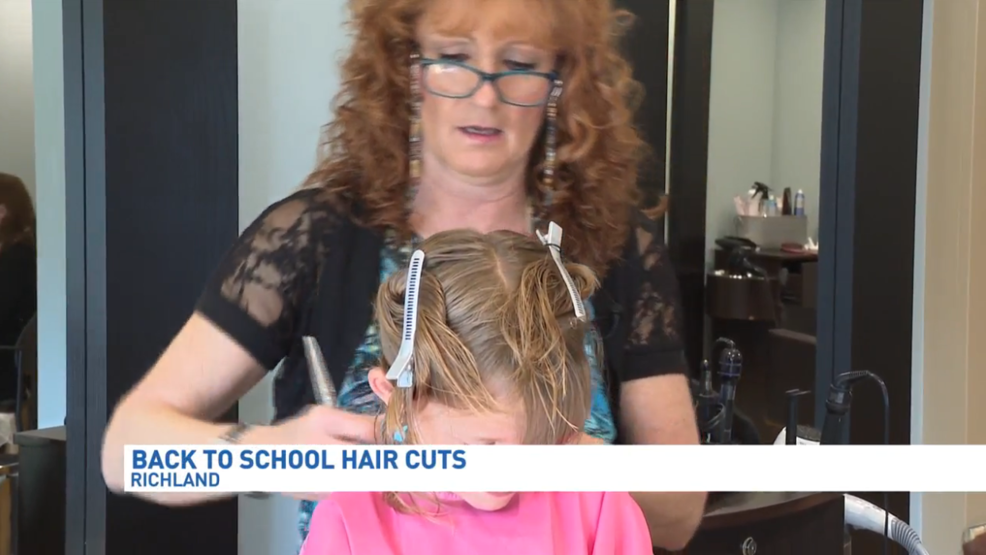 Local Hair Salon Offers Free Back To School Haircuts For Kids In