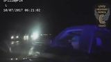 VIDEO: Trooper stops wrong-way driver on I-71