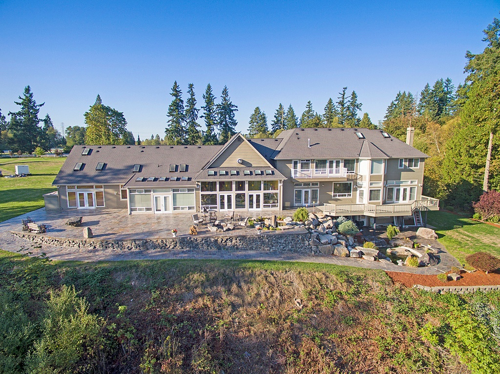 The most expensive home for sale in Auburn on Zillow is this 6 beds, 5 baths home, going for $1,899,000. It's a private estate, and 9,300 square feet. (Image courtesy of zillow.com)