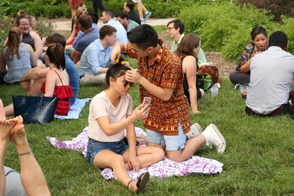for the rest of the season washingtonians will be able to congregate at the national - Jazz In The Garden Dc