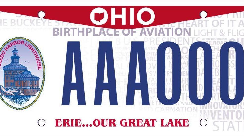 Ohio Bmv Plates For New Car